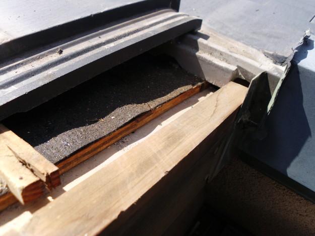 施工中雨漏り修理ケラバ箇所DSCI0148