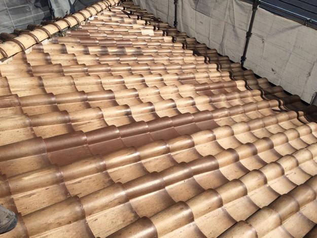 施工前屋根のリフォーム神戸市兵庫区1441974713953