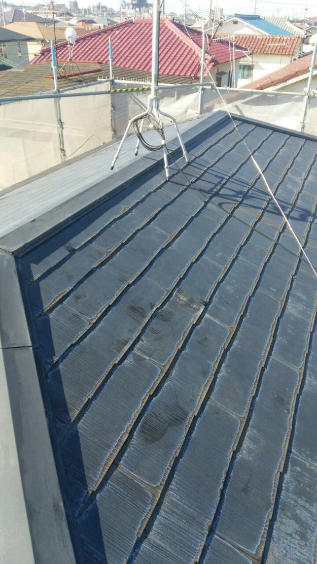 施工前屋根のリフォーム1442874485227