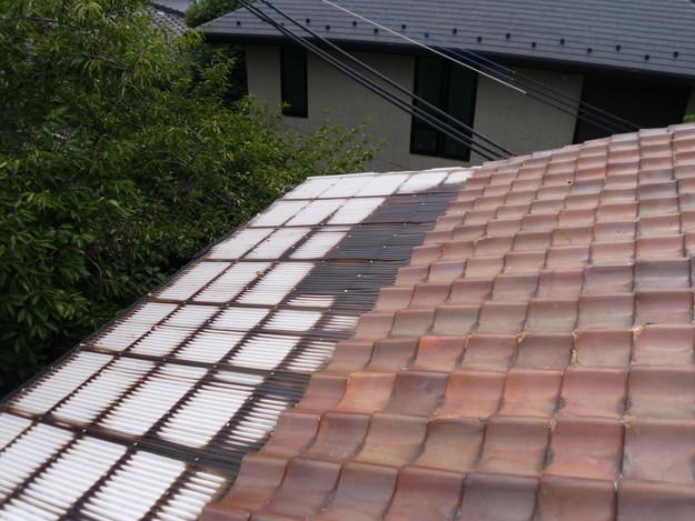 施工前屋根波板DSCI0134