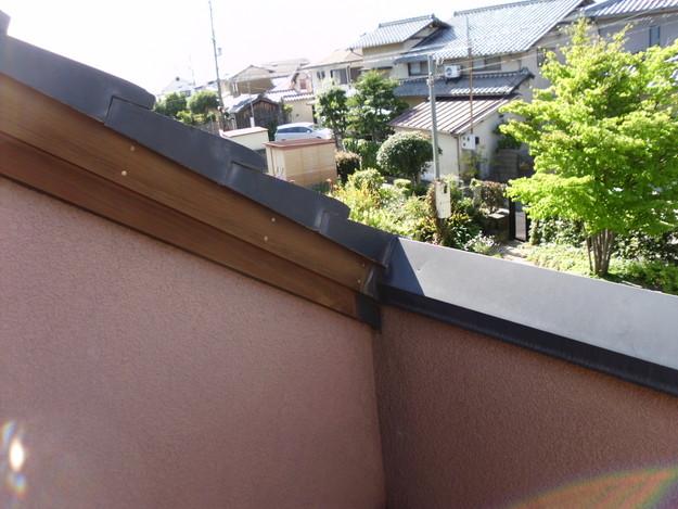 施工前雨漏り修理ケラバ箇所DSCI0143