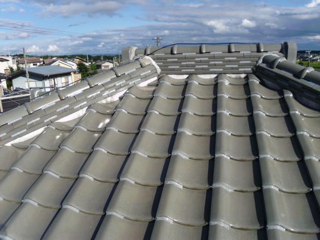 施工前雨漏り対策屋根修理DSCI0210