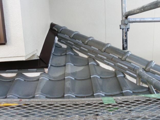 施工前雨漏り対策屋根修理DSCI0219