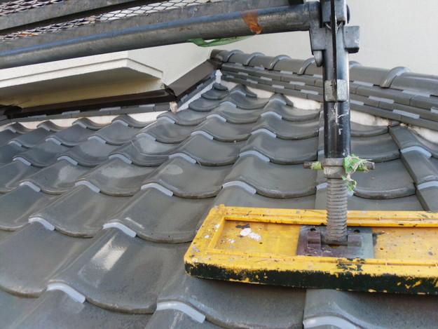 施工前雨漏り対策屋根修理DSCI0220