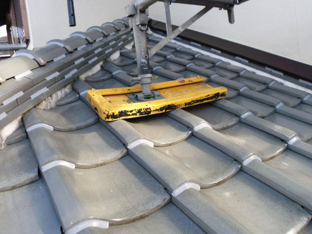 施工前雨漏り対策屋根修理DSCI0222