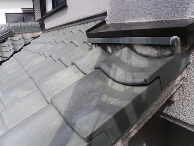 施工前雨漏り対策屋根修理DSCI0305