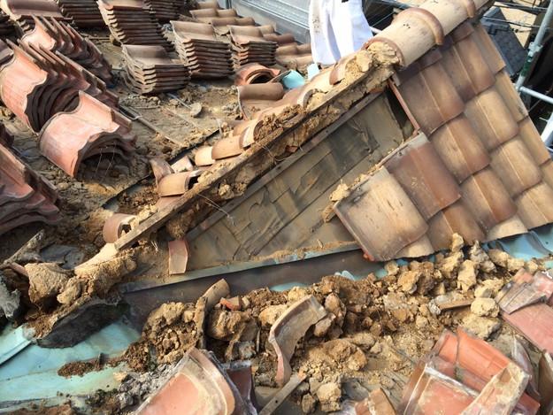既存屋根撤去屋根のリフォーム神戸1441974725440