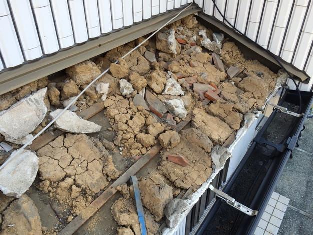 既存屋根撤去屋根のリフォーム1441974772466