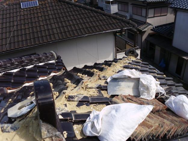 棟瓦箇所雨漏り対策屋根修理DSCI0393