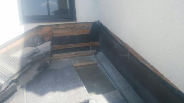 雨漏り修理壁際板金工事1441972351004