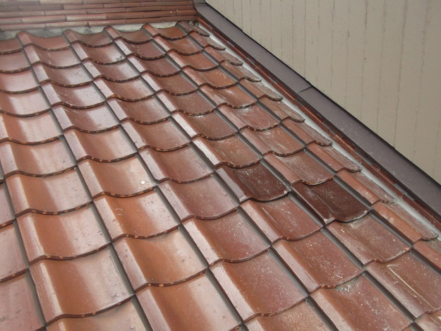 雨漏り修理完了DSCF1994