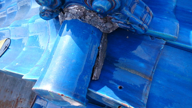 雨漏り修理雨漏り点検DSC_1270