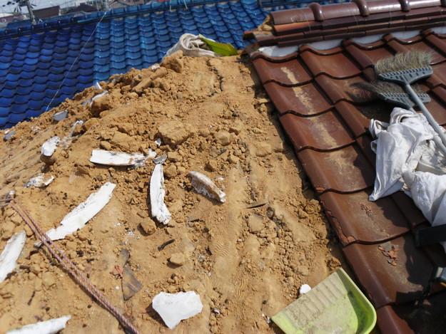 雨漏り対策屋根修理明石市DSCI0362