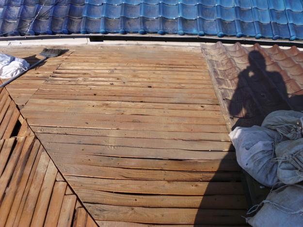 雨漏り対策屋根修理明石市DSCI0365