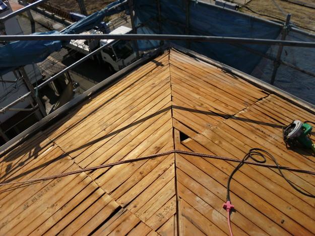 雨漏り対策屋根修理明石市DSCI0367