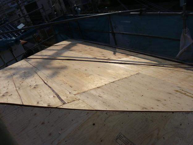 雨漏り対策屋根修理明石市DSCI0372