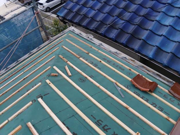 雨漏り対策屋根修理明石市DSCI0373
