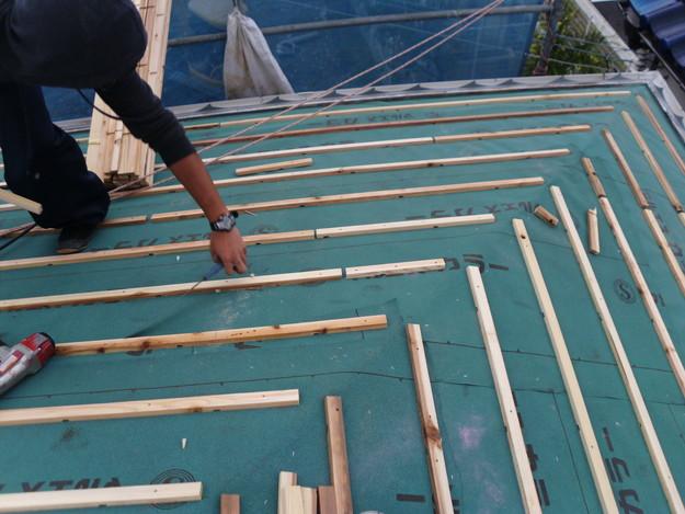 雨漏り対策屋根修理明石市DSCI0374