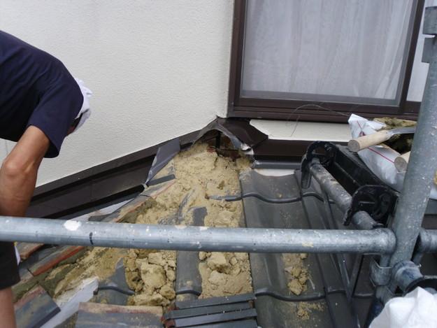 雨漏り対策屋根修理DSCI0200