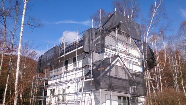 カバー工法屋根葺き替え工事完了DSC_1805