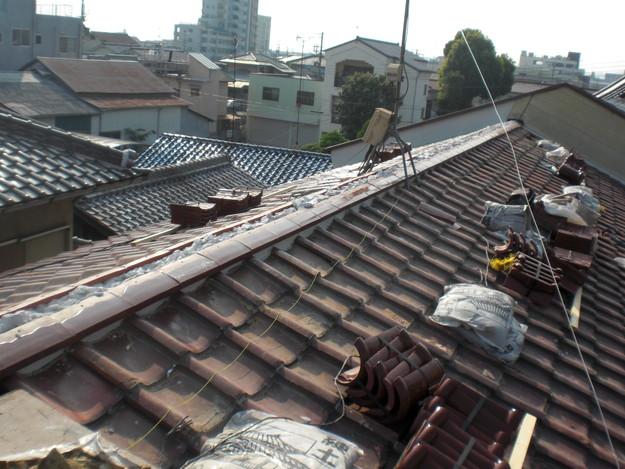 屋根修理4」CIMG1552