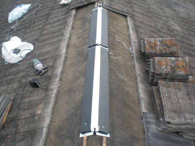 屋根棟修理CIMG1919