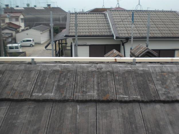 屋根棟修理CIMG1921