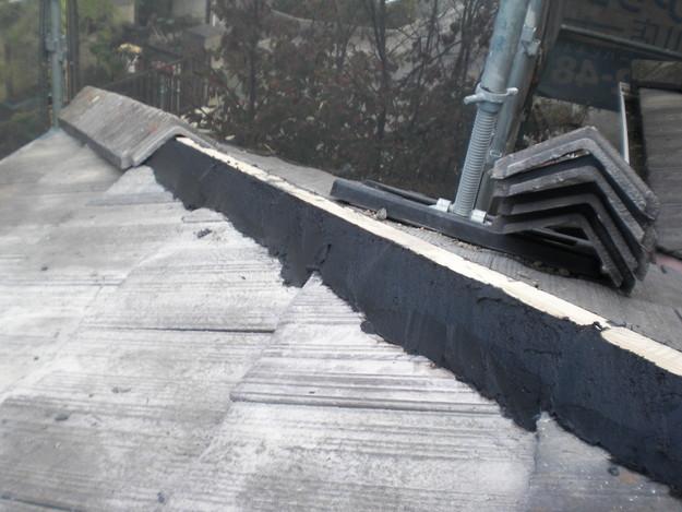 屋根棟修理CIMG1948