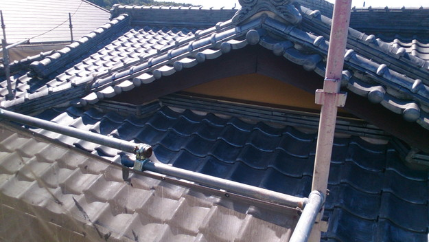 施工前屋根修理工事神戸市DSC_0764