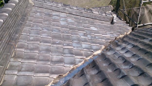 施工前屋根修理工事神戸市DSC_0770