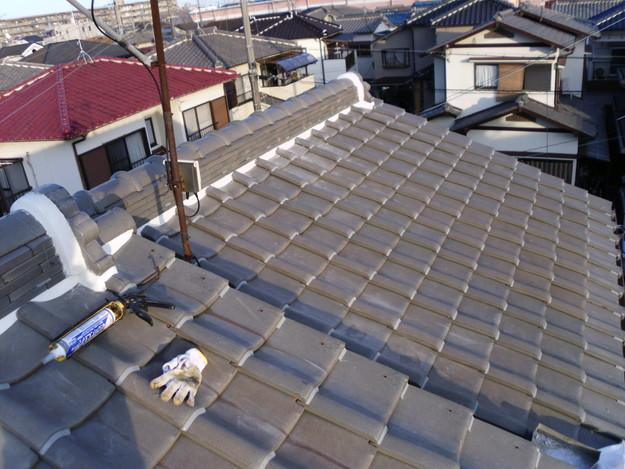 漆喰工事DSCI0527