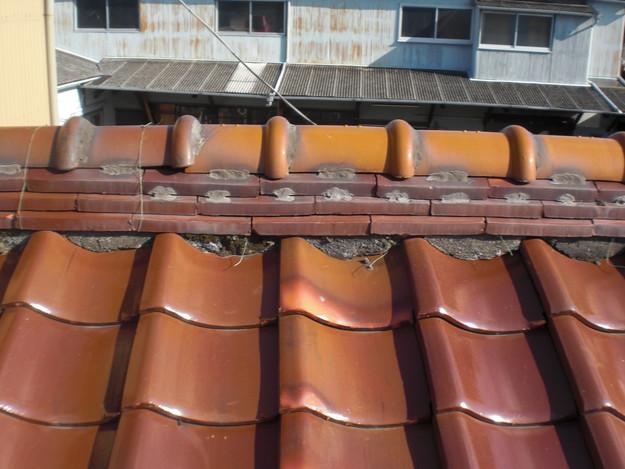 雨漏り対策修理前CIMG1758