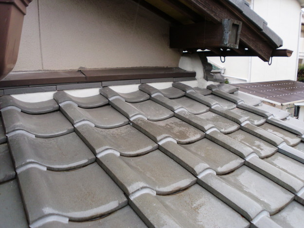雨漏り対策修理完了DSCI0554