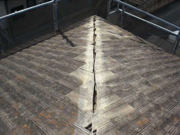 屋根棟修理CIMG1902