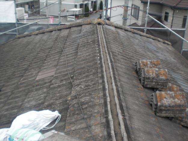 屋根棟修理CIMG1915