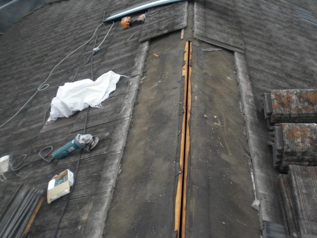 屋根棟修理CIMG1918