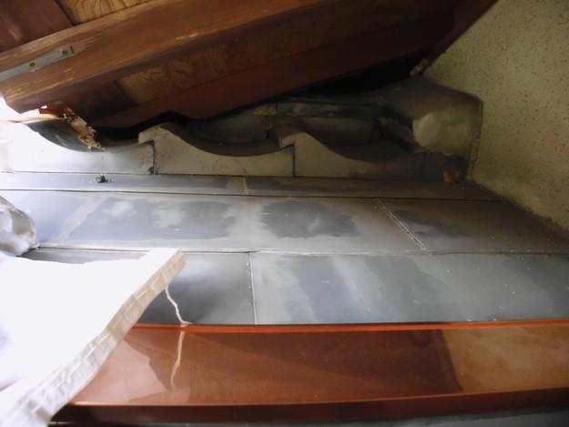 銅板一文字葺き工事7DSCI0425