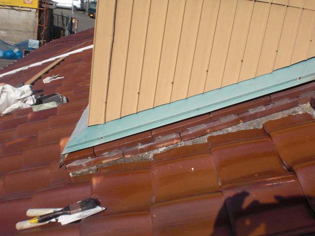 雨漏り対策修理前CIMG1753
