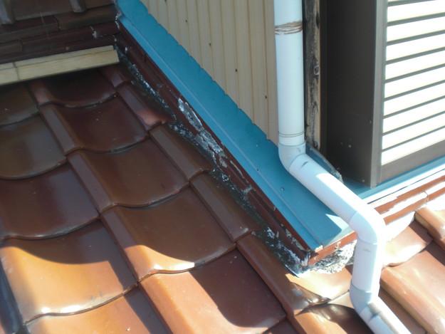 雨漏り対策修理前CIMG1755