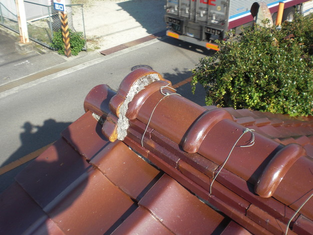 雨漏り対策修理前CIMG1757