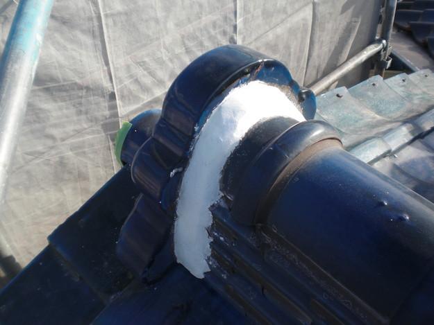 2漆喰修理雨漏り対策完了CIMG1909