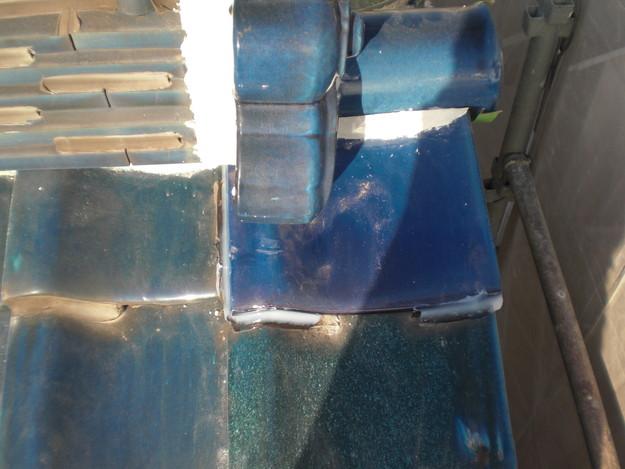 2漆喰修理雨漏り対策完了CIMG1914