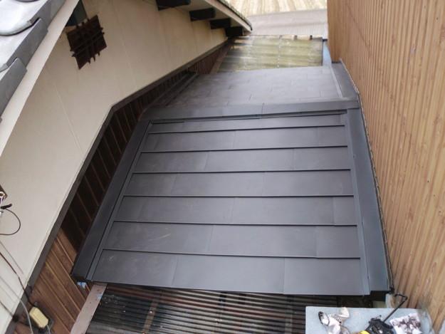 20雨漏り対策修理施工中DSCI0603