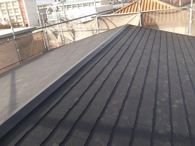 26屋根葺き替えリフォーム完了DSCF2219