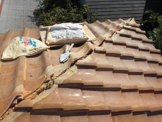3棟瓦雨漏り対策修理CIMG1821