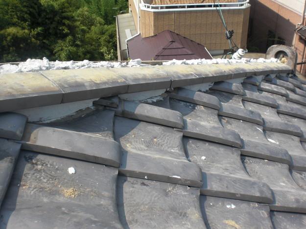 4棟瓦修理CIMG1563