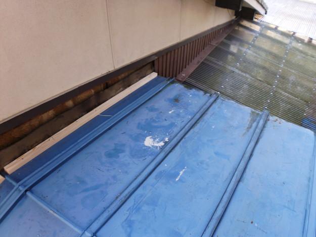 4雨漏り対策修理施工中DSCI0564