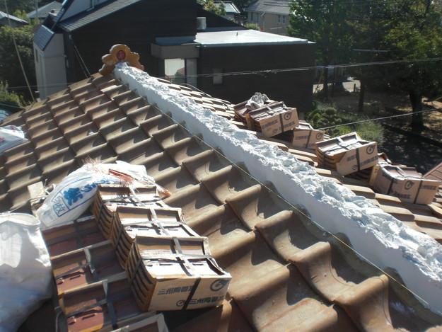 5棟瓦雨漏り対策修理CIMG1824