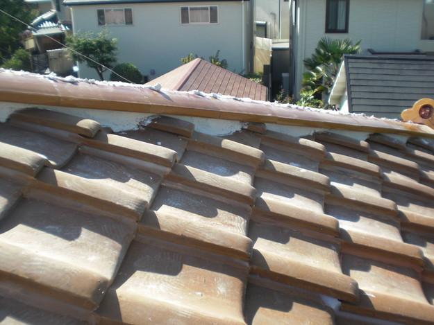 6棟瓦雨漏り対策修理CIMG1826