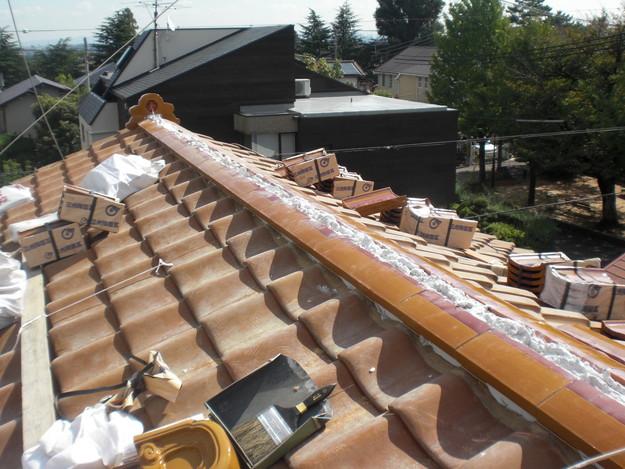 7棟瓦雨漏り対策修理CIMG1827